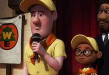 chef scout personnage character pixar disney là-haut up