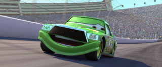 chick hicks personnage character pixar disney cars