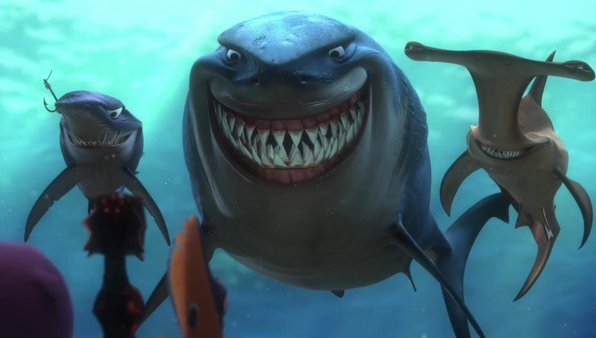 chumy chum anchor enclume personnage character monde nemo finding dory disney pixar