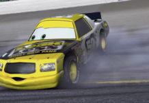 claude scruggs personnage character pixar disney cars