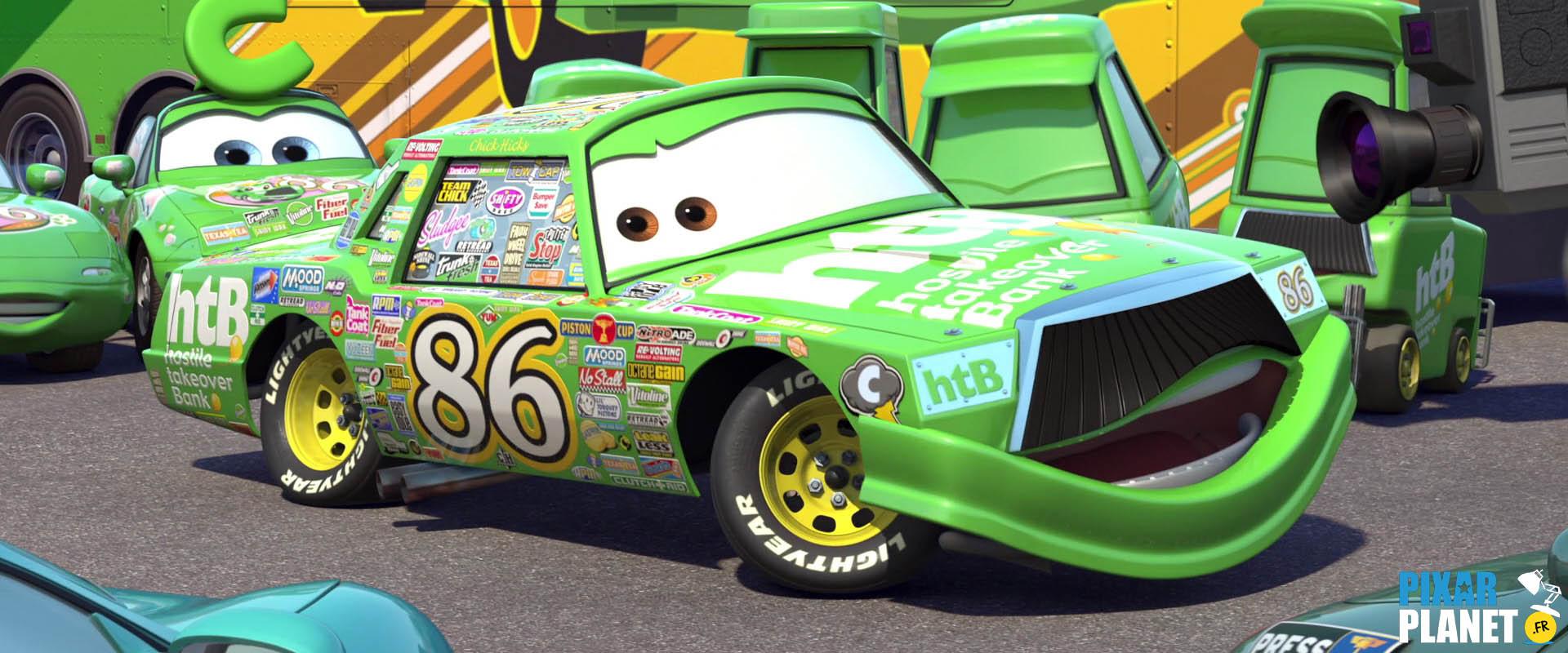 "Easter Eggs from ""Cars""  | Pixar-Planet Fr"