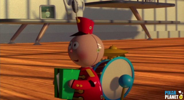 Clin Oeil Court-métrage Disney Pixar Easter Egg Short