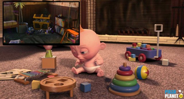 Clin Oeil Court-métrage Disney Pixar Easter Egg Short