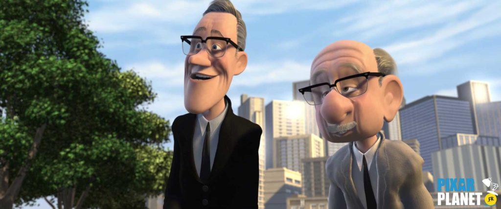 clin oeil les indestructibles pixar disney easter egg incredibles