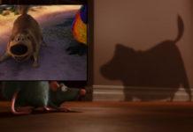 clin oeil easter egg ratatouille pixar disney