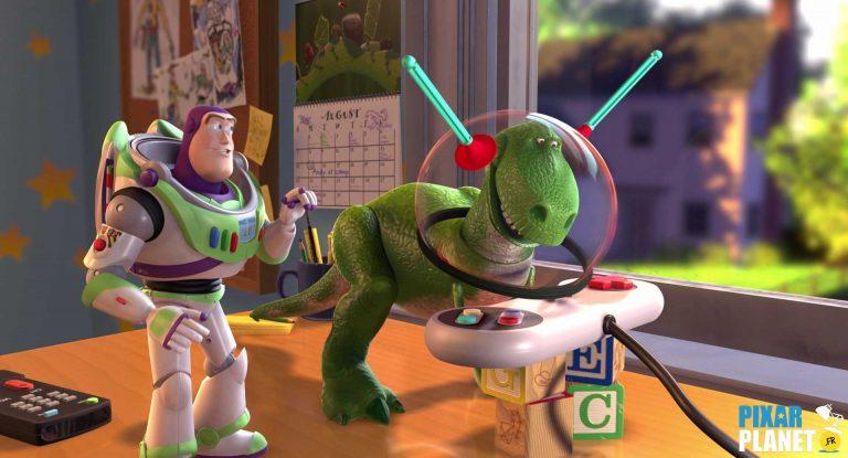 """Les clins d'oeil dans """"Toy Story 2""""."""