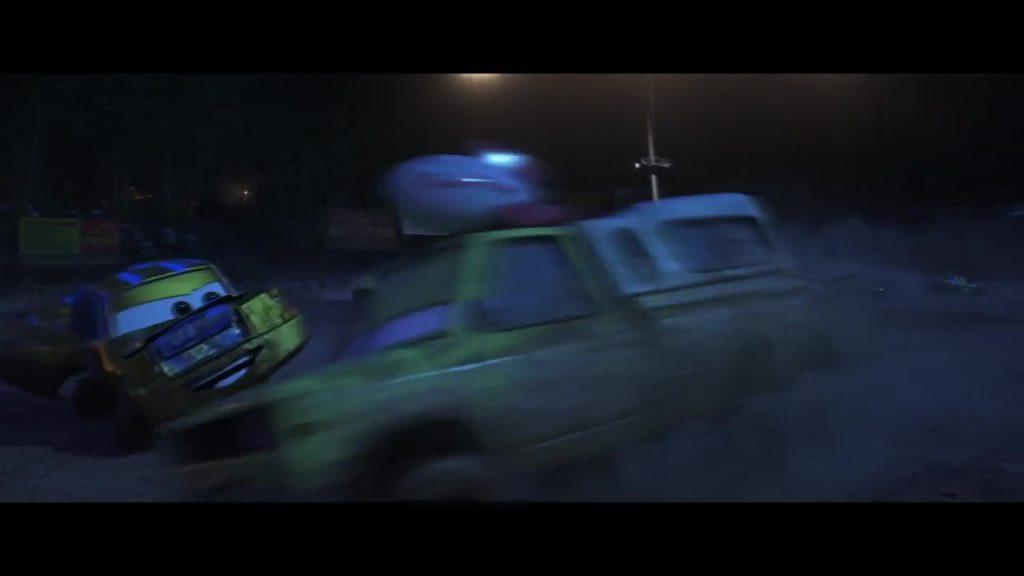pizza planet clin oeil easter egg cars 3 disney pixar