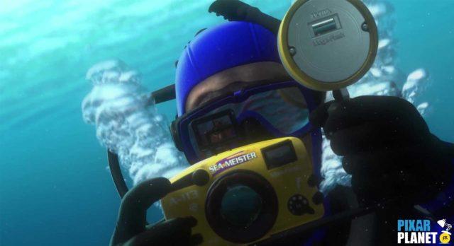 monde nemo finding code a113 Pixar Disney