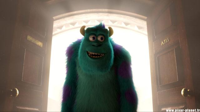 Monstres academy Monsters University code a113 Pixar Disney
