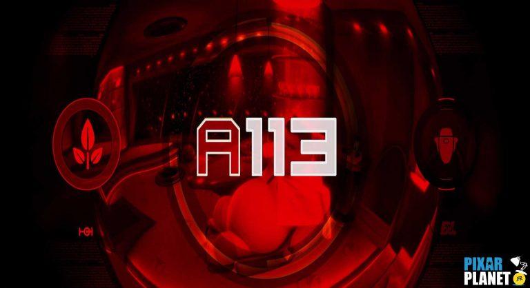 Les apparitions du code A113 dans les productions Pixar.