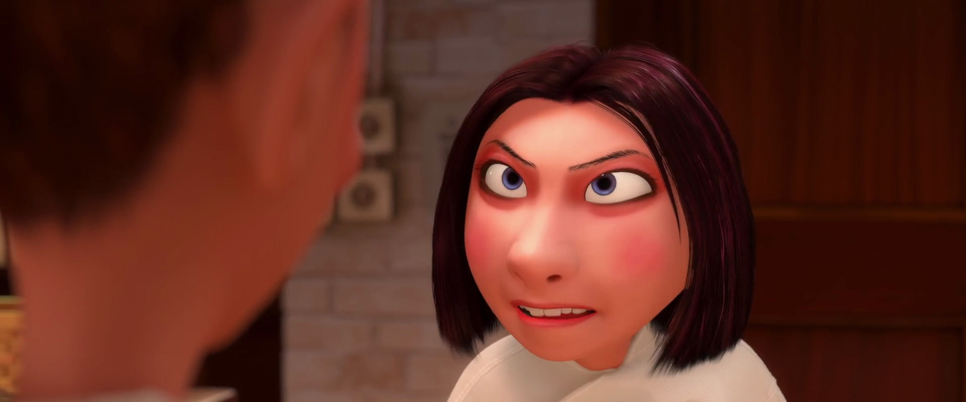 "Colette Tatou, character from ""Ratatouille"". 