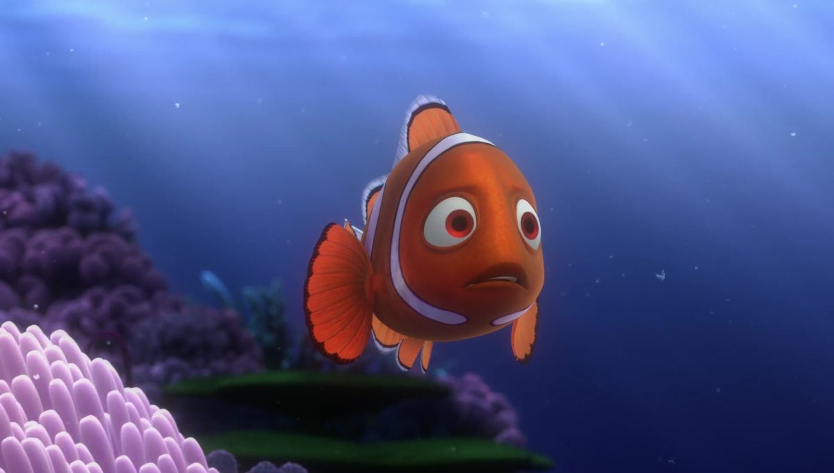 corail coral personnage character monde nemo finding dory disney pixar