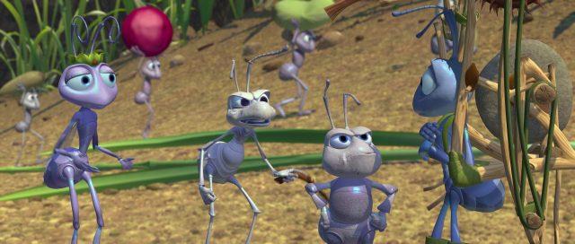 cornelius personnage character 1001 pattes bug life disney pixar