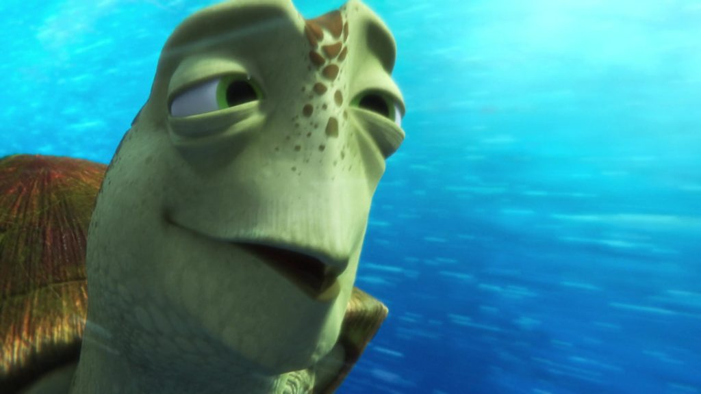 crush monde finding dory disney pixar personnage character