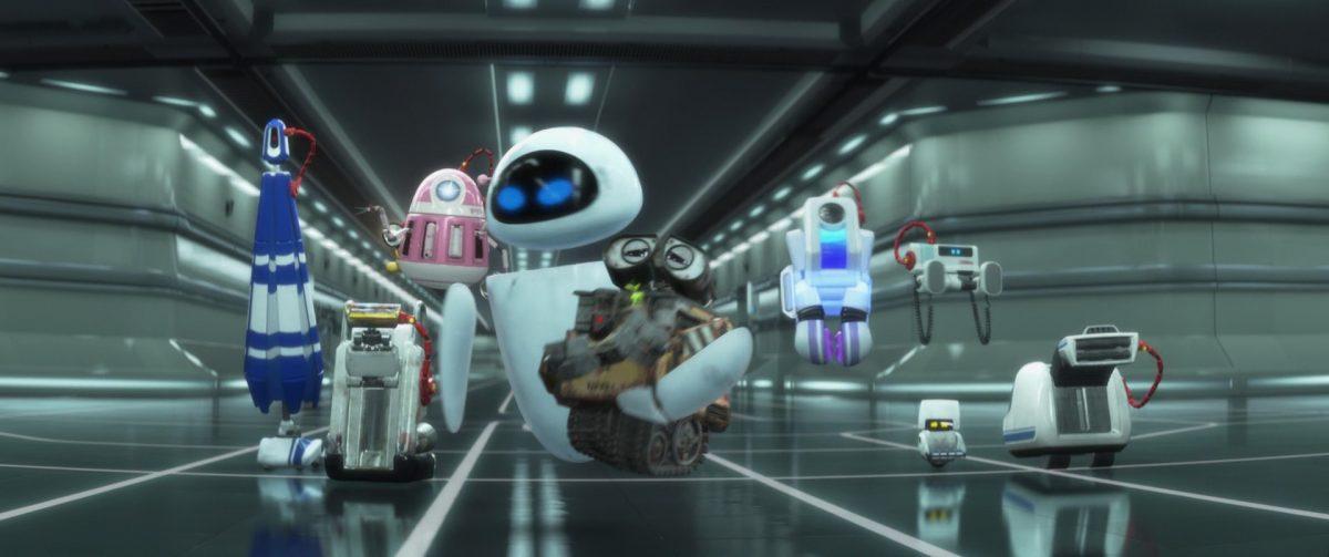 d-fib personnage character wall-e disney pixar