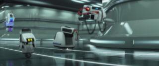 d-fib pixar disney personnage character wall-e