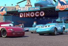 dale junior earnhardt personnage character pixar disney cars