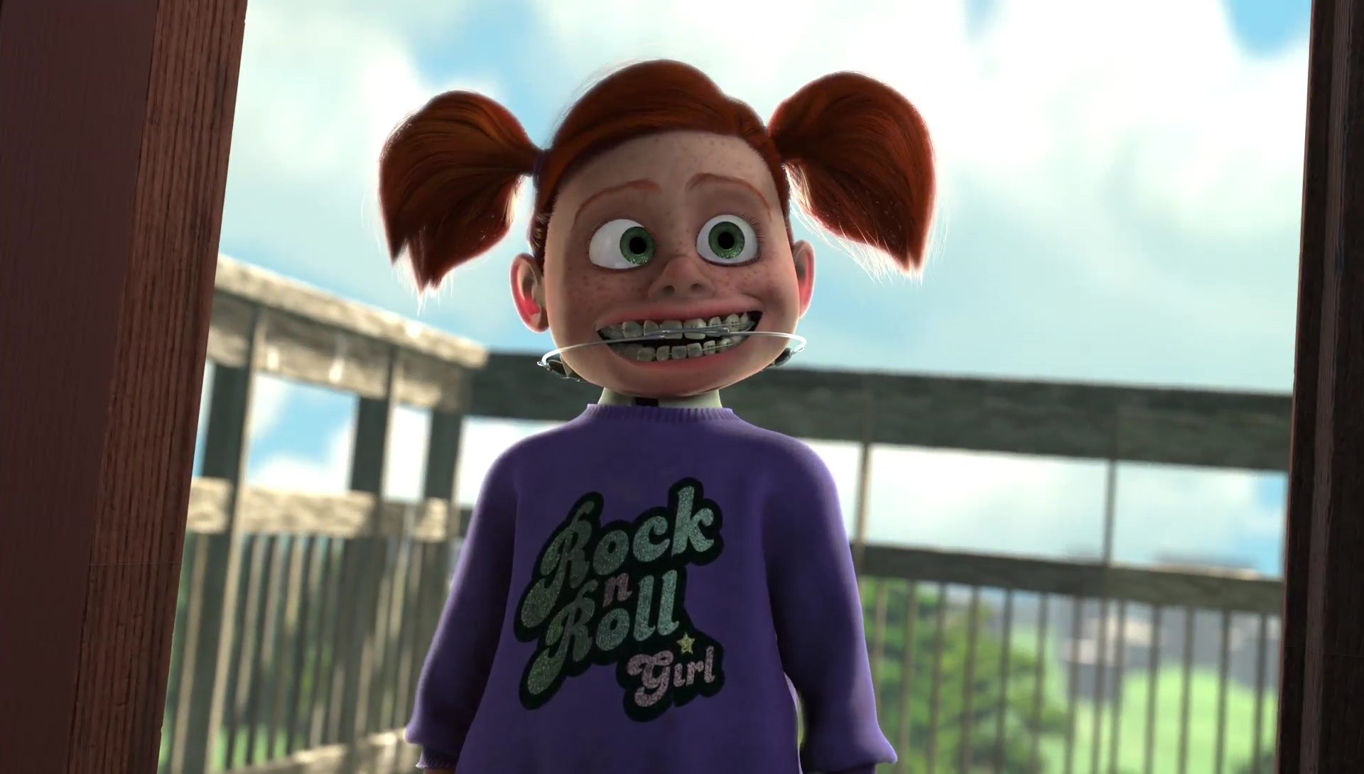 Image result for finding nemo darla