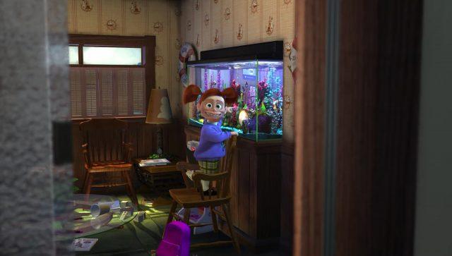 darla personnage character monde nemo finding dory disney pixar