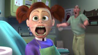 darla monde finding nemo disney pixar personnage character
