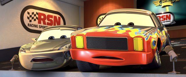 darrell cartrip personnage character cars disney pixar