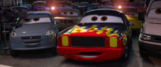 darrell cartrip personnage character pixar disney cars 2