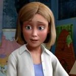 Madame Davis, personnage dans « Toy Story ».