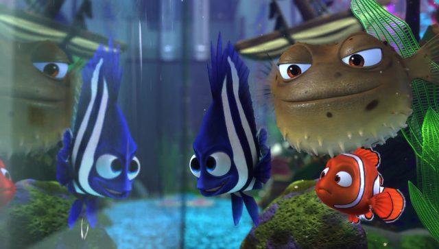 deb flo personnage character monde nemo finding dory disney pixar