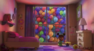 dee personnage character pixar disney là-haut up