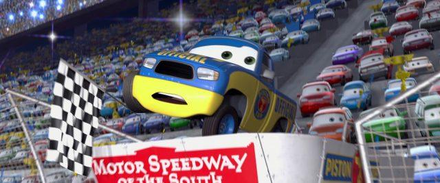 dexter hoover personnage character cars disney pixar