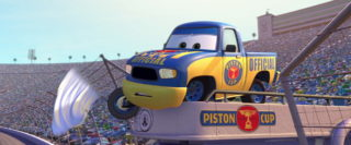 dexter hoover personnage character pixar disney cars