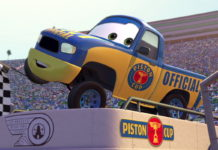 dexter hoover personnage character pixar disney cars