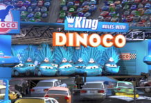 dinoco girls personnage character pixar disney cars