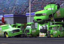 directeur technique chick chief personnage character pixar disney cars