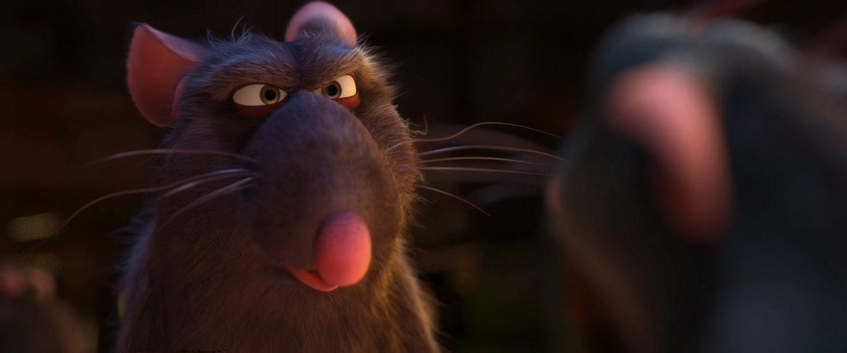 django personnage character ratatouille disney pixar