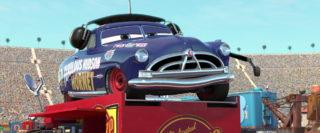 doc hudson hornet personnage character pixar disney cars