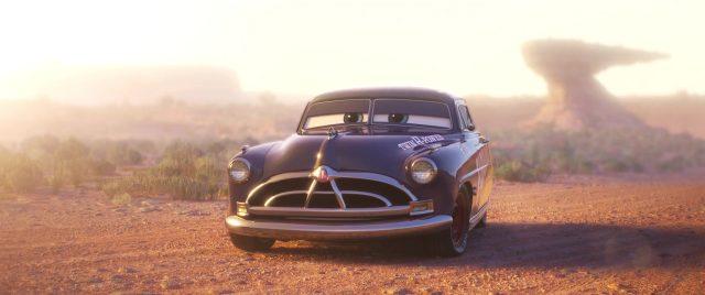doc hudson hornet personnage character cars disney pixar