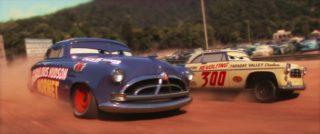 doc hudson hornet personnage character disney pixar cars 3