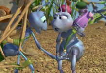 docteur dr flora pixar disney personnage character 1001 pattes a bug life