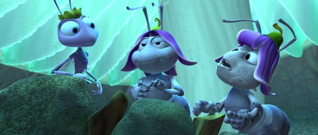 docteur flora personnage character 1001 pattes bug life disney pixar