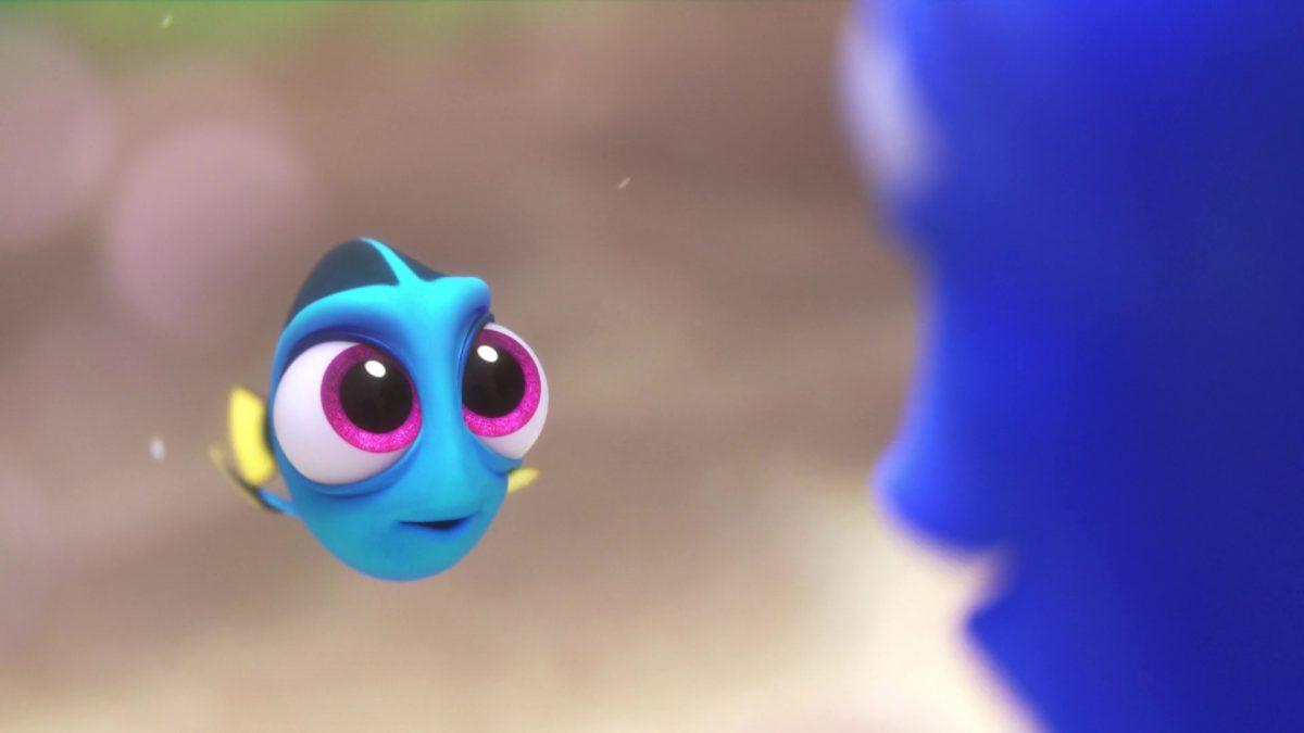 personnage character monde nemo finding dory disney pixar