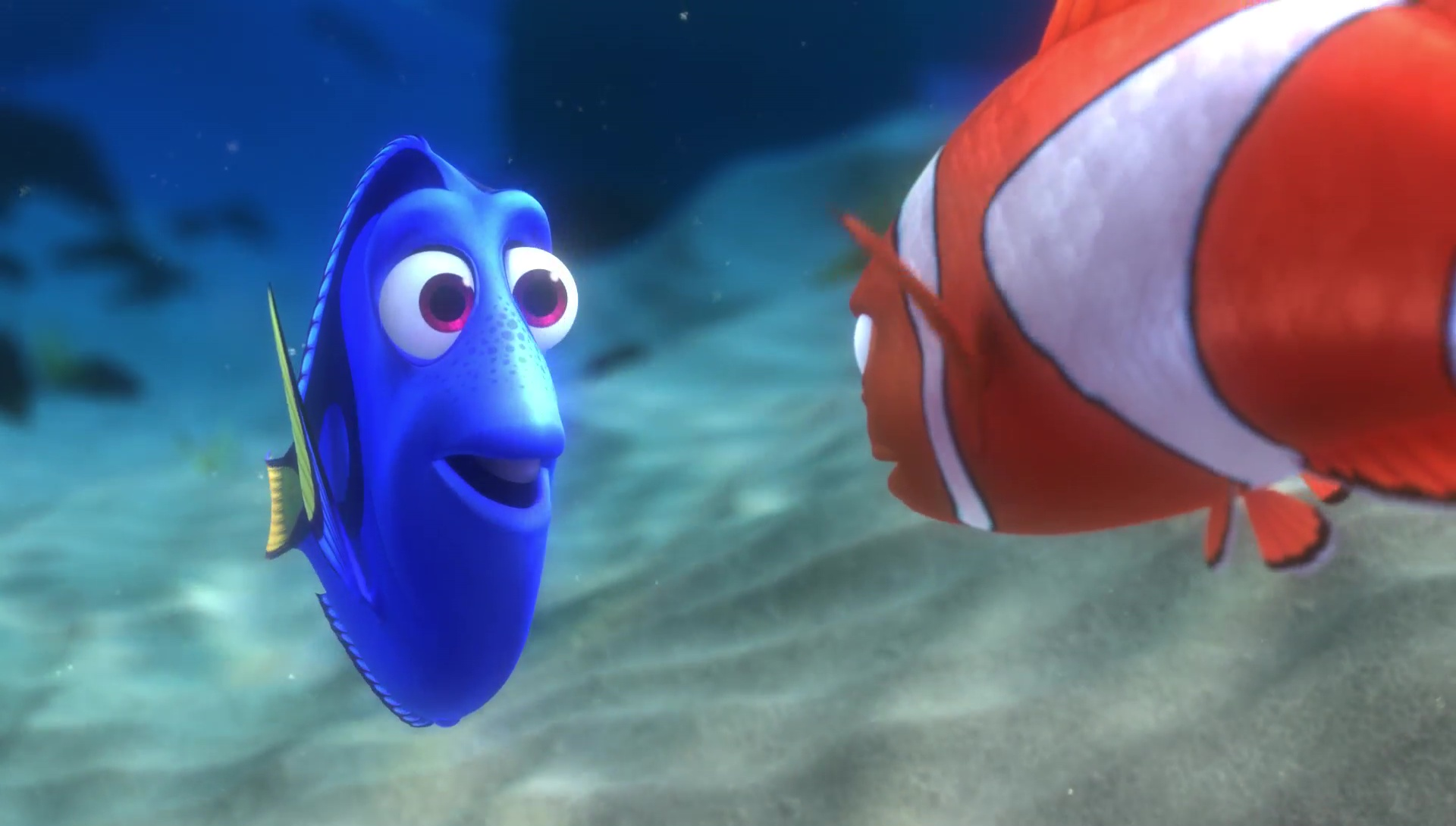 dory monde finding nemo disney pixar personnage character