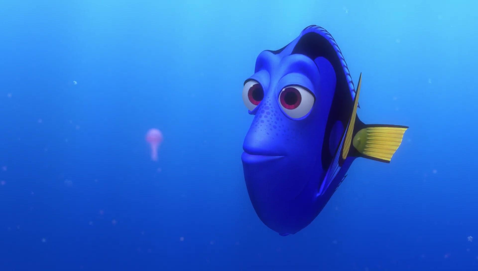 Dory character from finding nemo pixar planet fr - Doris et nemo ...