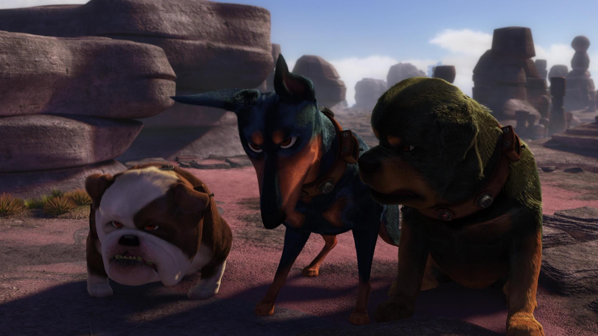 image dug mission special disney pixar