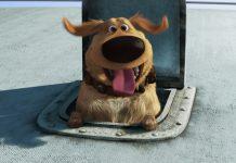 dug personnage character pixar disney là-haut up
