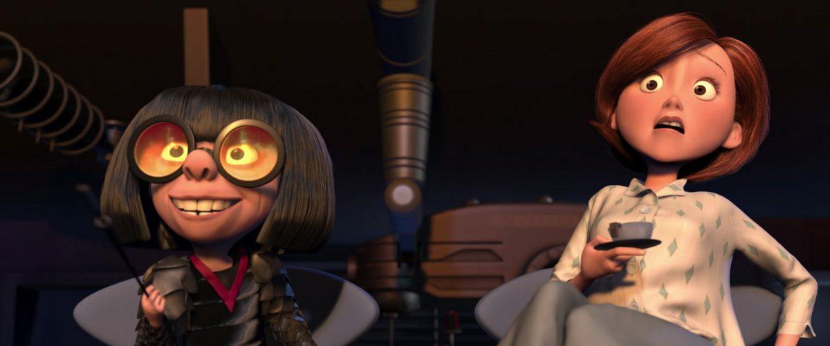 edna mode personnage character indestructibles incredibles disney pixar