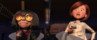 edna mode pixar disney personnage character indestructibles incredibles