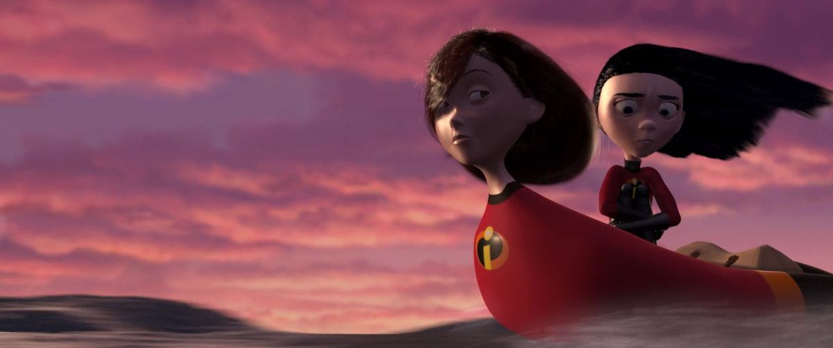 elastigirl helen parr personnage character indestructibles incredibles disney pixar
