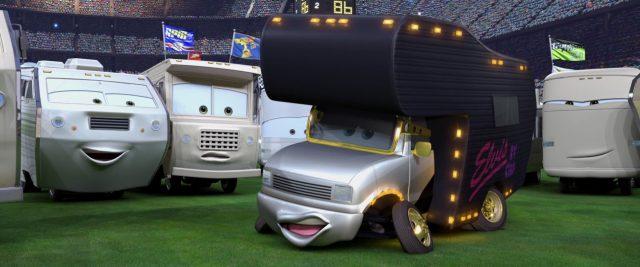elvis personnage character cars disney pixar