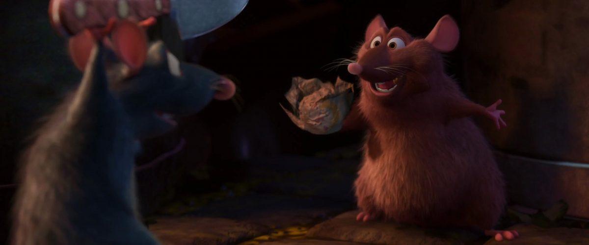 emile personnage character ratatouille disney pixar